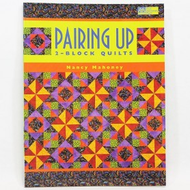 Libro patchwork Pairing Up