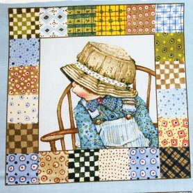 Panel Patchwork Holly Hobbie II