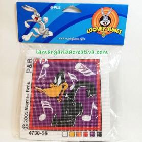Looney Tunes Pato Lucas Kit Medio Punto 1