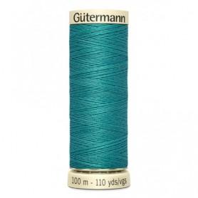 Hilo GUTTERMAN coselotodo 100m 107 Azul turquesa