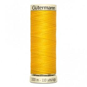 Hilo GUTTERMAN 100m 106 Amarillo intenso