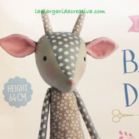 Kit patchwork Tilda Baby Deer Ciervo Tilda 2