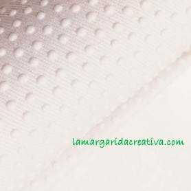 Foto Tela antideslizante suela Blanco lamargaridacreativa 2