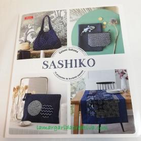 Libro patchwork sashiko satomi sakuma lamargaridacreativa