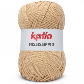 algodón katia mississippi 3 815 beig lamargaridacreativa