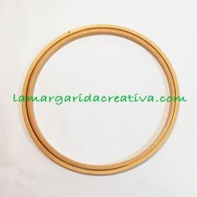 Bastidor madera para decoración y manualidades costura
