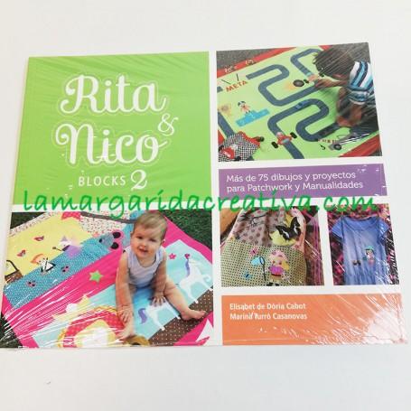 Libro costura Rita y Nico lamargaridacreativa 3