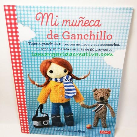 Libro ganchillo amigurumi Mi muñeca de ganchillo Cuentos lamargaridacreativa 3
