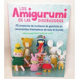 Libro ganchillo los amigurumi de las diseñadoras