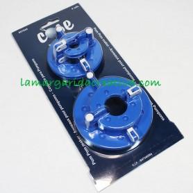 Kit máquina para hacer pompones diferentes medidas lamargaridacreativa.com
