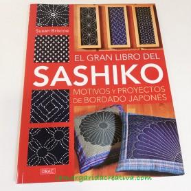 Libro patchwork  El gran libro de sashiko lamargaridacreativa 4
