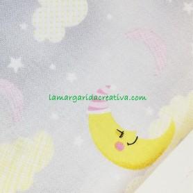 Tela patchwork infantil luna dormilona lamargaridacreativa 2