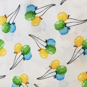 Tela patchwork infantil globos lamargaridacreativa 4