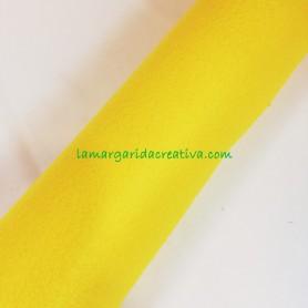 Fieltro para manualidades color fucsia en la tienda online lamargaridacreativa
