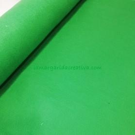 Fieltro para manualidades color verde en la tienda online lamargaridacreativa 3