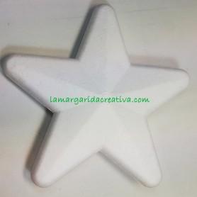 Estrella porex para patchwork y manualidades en lamargaridacreativa 2