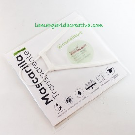 Mascarilla transparente homologada y reutilizable Infantil 1
