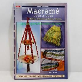 Libro macramé paso a paso en lamargaridacreativa 2
