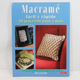Libro Macramé fácil y rápido en lamargaridacreativa 2