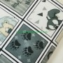 Tela patchwork franela furr-ever friends collection animals III en lamargaridacreativa 3