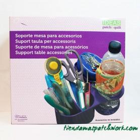 Soporte Mesa para accesorios de Patchwork y costura