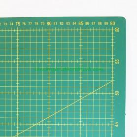 Base corte grande  Ideas 60 x 90 verde en lamargaridacreativa 6