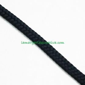 Cordón Azul Marino acrílico 7mm