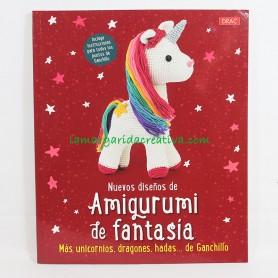 Libro Nuevos diseños de Amigurumi de fantasía