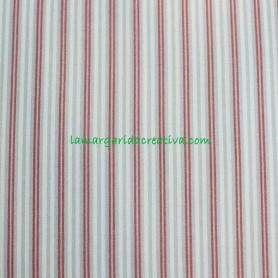 Tela Algodón estampada Rayas Romantic Lines Patchwork y costura lamargarida creativa 5