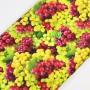 Tela Algodón Uvas Patchwork y costura estampado frutas cocina lamargaridacreativa 3