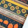 Tela Halloween Calabazas Welcome Fall en tienda telas la margarida creativa 5