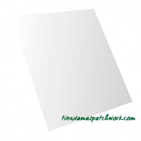 Lámina acetato transparente patrones patchwork